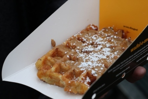 waffle wafel foodtruck nyc breakfast